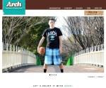 アーチ オフィシャルサイトイメージ