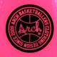 アーチ キーホルダー ウェスタン ピンク 2
