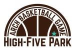 HIGH-FIVE PARK Arch basketball