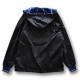 アーチ フーディジャケット タータンチェック ブラック 4