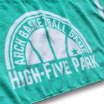 ハイファイブパーク ロゴ タオル 2