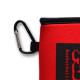 アーチ ロゴ ボトルホルダー レッド 2