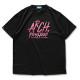 brushlettered T-shirts Arch black 1