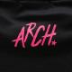 brushlettered T-shirts Arch black 4
