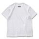 brushlettered T-shirts Arch white 2