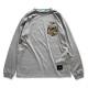 camopocket longsleeve T-shirts Arch gray 1