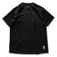 round cursive T-shirts Arch black 2