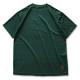 round cursive T-shirts Arch green 2
