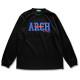 stitchlogo longsleeveT -shirts Arch black 1