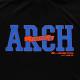 stitchlogo longsleeveT -shirts Arch black 3