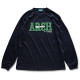 stitchlogo longsleeveT -shirts Arch navy 1