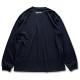 stitchlogo longsleeveT -shirts Arch navy 2