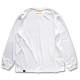 stitchlogo longsleeveT -shirts Arch white 2