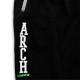 stitch logo sweatpants Arch black 3