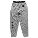 stitch logo sweatpants Arch gray 2