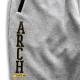 stitch logo sweatpants Arch gray 3