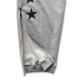 stitch logo sweatpants Arch gray 4