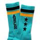 Triplestar mid socks Arch mint black 3