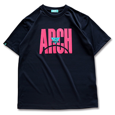 アーチ Tシャツ TOTK ネイビー 1