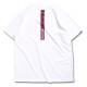 アーチ Tシャツ ドライ グリッドカモ ホワイト 2