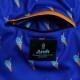 チョコミント ショーツ アーチ ブルー 4