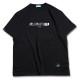 ラフレタード アーチ Tシャツ ブラック 1