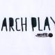 ラフレタード アーチ Tシャツ ホワイト 3