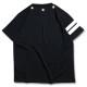 ワークアウト アーチ Tシャツ ブラック 2