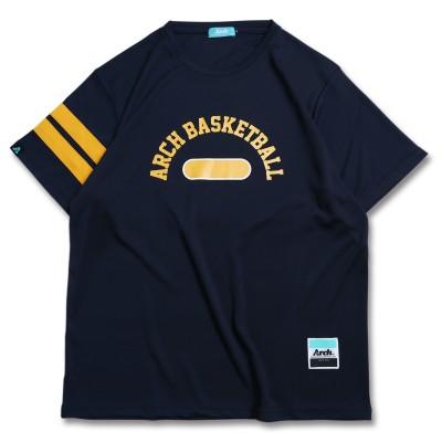 ワークアウト アーチ Tシャツ ネイビー 1