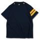 ワークアウト アーチ Tシャツ ネイビー 2